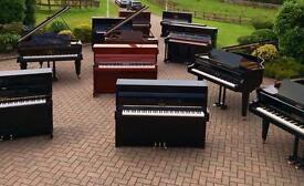 Belfast pianos quality upright & grand pianos