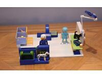 Playmobil vet clinic set 4346