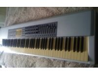 M - AUDIO keystation pro 88 Electric keyboard controller for sale