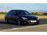 ⭐️ BMW 520D M-SPORT AC SCHNITZER CARBON BLACK (E60 5-SERIES) ⭐️
