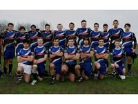 YOUNG SPORTSMEN WANTED TO GIVE RUGBY UNION A ''TRY''