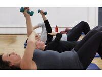 Pilates classes in Hackney and Islington