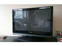 """Panasonic Plasma TV 37"""""""