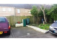 To let Secure Parking Space in Poole within 300 meters of ferry terminal to France.