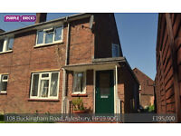Spacious 2 Bedroom Maisonette for Sale with Large Garden - Aylesbury
