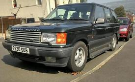 Land rover range rover HSE 4.6 automatic