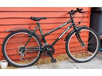 LIKE NEW EMMELLE ALPINE LADIES MTB/COMMUTE/STUDENT BIKE, SIZE 19 INCH, 26 INCH WHEEL, CHECK PHOTOS!