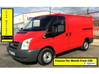Ford Transit 2.2 260 SWB, 1 Owner From New, Full Service History -13 Stamps, 1YR MOT, Warranty, 107K