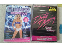 Dancing and Work Out DVD Combo Pack - Get fit through the power of DANCE