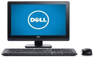 DELL DESKTOP COMPLETE PC WITH KEYBOARD AND MOUSE