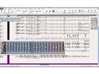 AVID SIBELIUS 8.5 PC or MAC