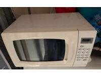 Cookworks microwave