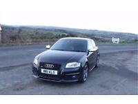 Audi S3 8p 2.0 TFSI Black Edition Quattro 2011 3dr Milltek