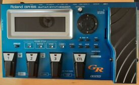 Roland GR-55 Guitar Synthesizer & GK-3 Synth Pick Up for guitar