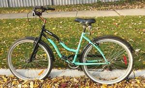 Mountain Bike For Sale CRUSER 5 -Speed 26X215 TIRES, 17 INCH-FRM, NEXT SAHARA,