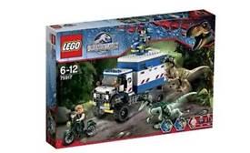 Lego Raptor set