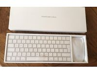 Apple Magic Keyboard and mouse bundle