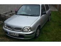 Nissan micra good to drive-automatic
