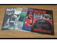 ( Exellent Condition ) Vintage The Movie Magazine, The illustrated History of the Cinema, Issue 148