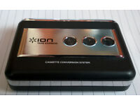 ion cassette to mp3 converter