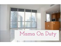 Mama On Duty !!End of Tenancy, Domestic cleaning & etc. Professional and Excellent Cleaning Services