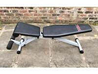 York 13-in-1 Utility Bench - home gym