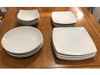 16-piece M&S Crockery Set
