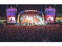 Boardmasters Tickets with Camping £100