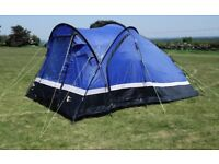 HiGear Gobi 4 Family Tent - hardly used, great condition.