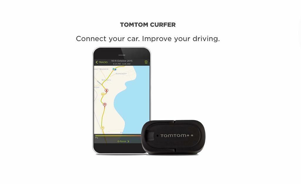 TOMTOM CURFER IMPROVE YOUR DRIVING NEW SEALED CHECK FOR MY OTHER ITEMS | in  Blackburn, Lancashire | Gumtree