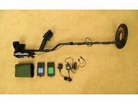 Whites Spectrum XLT Metal Detector