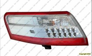 Tail Light Driver Side Hybrid High Quality Toyota Camry 2010-2011