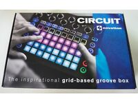 Novation Circuit Synth /Drum machine. Boxed.