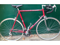 62 Peugeot equipe racing race road city bike 62cm XXL large frame racer bicycle