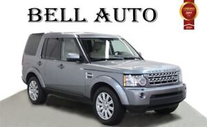 2012 Land Rover LR4 LUXURY PKG 7 PASSANGER NAVIGATION SUNROOF