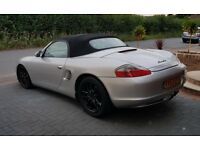 04 PORSCHE BOXSTER 2.7S FULLY LOADED IMMACULATE HPI CLEAR ABSOLUTE BARGAIN MAY SWAP OR PX WHY