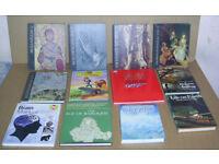 Job Lot of 124 Books - 1950's Chemistry/Novels/Newer Hardbacked Books
