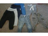 Next trouser bundle 12-18 months