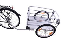 Foldable Bike Trailer - USED TWICE