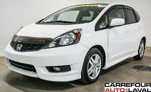 2013 Honda Fit Sport MAGS/BLUETOOTH/CRUISE