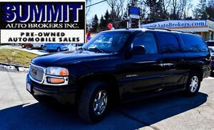 2005 GMC Yukon XL CAR-PROOF CLEAN | LEATHER | DVD | LOADED