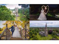 WEDDING VIDEOGRAPHY 2017/2018 DEAL £400
