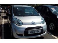 CITROEN C1 HATCHBACK 1.0i VT 5dr (grey) 2011