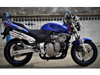 Hornet 600 2002. 26,000 miles. Comes with warranty. Nationwide delivery from just £50
