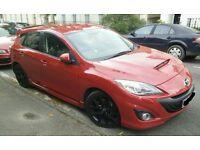 Mazda3 MPS Mk2 Gen2 (Yorkshire and Cheltenham)