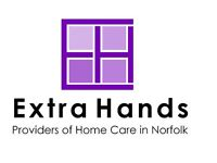 Our award winning company requires Homecare Workers in the Holt, Broadland, Cromer and Aylsham areas