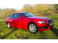 BMW 320 Coupe Petrol - Low Miles!