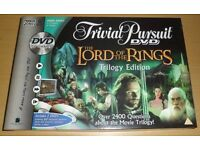 LORD OF THE RINGS TRILOGY, TRIVIAL PURSUITS