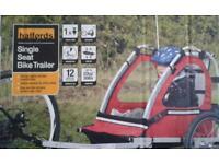 Single seat Bike trailer
