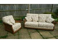 Ercol 3 seater sofa *Price dropped*